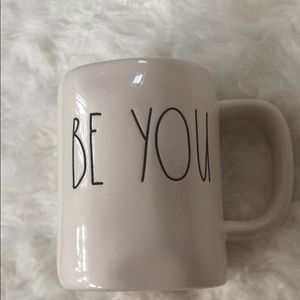 Rae Dunn 'Be You' Mug